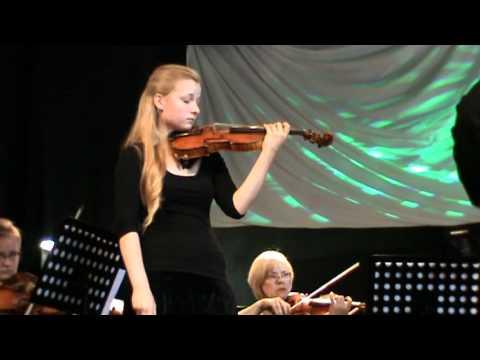 Haydn: Violin Concerto No. 4 in G Major, Allegro Moderato