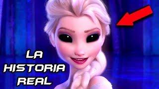 EL DISNEY OSCURO: Las Historias Reales detrás de las Películas de Disney
