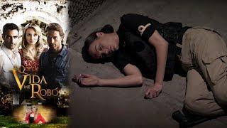 Adolfo asesina a Mónica | Lo que la vida me robó - Televisa