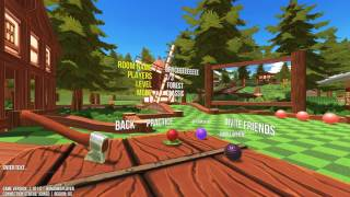 Dracula Putt Putts through time! Golf with Friends (with Bryce and Gorilla)