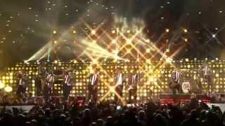 Bruno Mars and Red Hot Chili Peppers [HD]