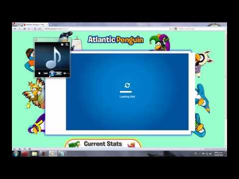 codigo de atlantic penguin