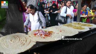 AMZAING COOKING STYLE | MYSORE MASALA DOSA  AT MUMBAI | INDIAN STREET FOOD | 4K VIDEO street food