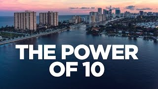 The Power of 10 Real Estate Investing with Grant Cardone