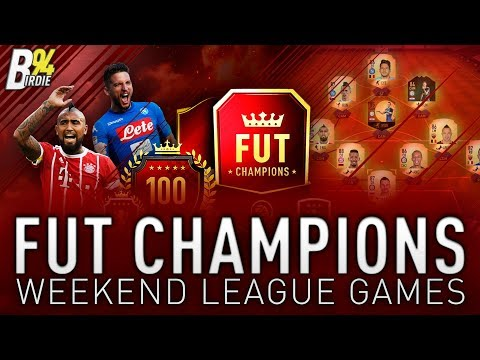 FUT Champions Weekend League - Aiming For Elite!
