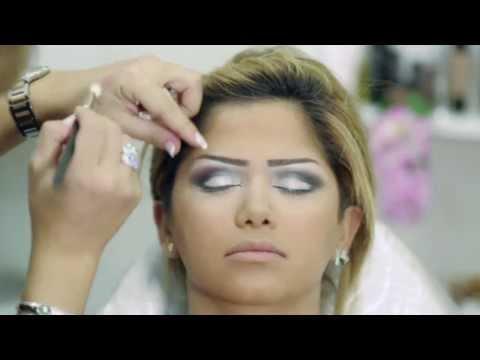 makeup Bride by Yollande مكياج عروس مع يولاند