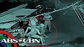 TV Patrol: Exclusive: Pulis, ginulpi ang lalaking umihi sa motor niya