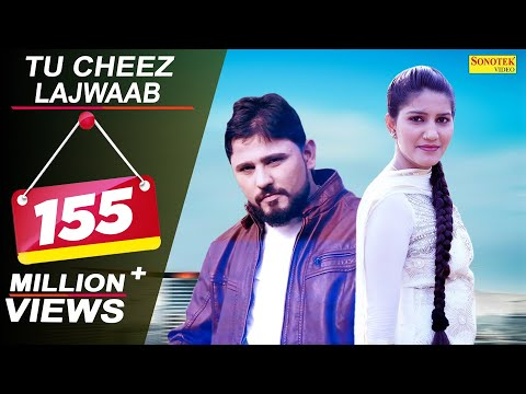 Xxx Mp4 Sapna Chaudhary Tu Cheej Lajwaab Raju Punjabi Pardeep Boora New Haryanvi Song 2018 3gp Sex