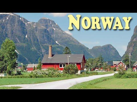 Norwegia Kraina Fiordów 1