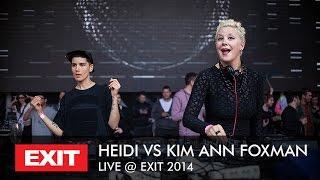 Heidi vs Kim Ann Foxman - Live at EXIT mts Dance Arena 2014 (full performance)