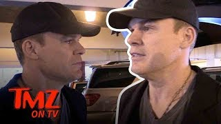 Michael C. Hall Is A Talented Voice Actor Too! | TMZ TV