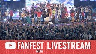 YouTube FanFest India 2017 - Livestream