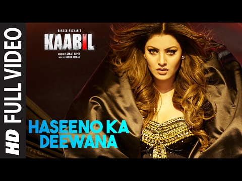 Xxx Mp4 Haseeno Ka Deewana Full Video Song Kaabil Hrithik Roshan Urvashi Rautela Raftaar Amp Payal Dev 3gp Sex