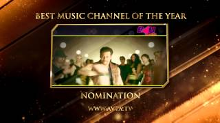 NOMINEE - AVTA2015 -  B4U MUSIC