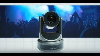 2nd Generation PTZ Live Streaming Cameras