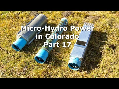 Xxx Mp4 Micro Hydro Electric Power System In Colorado Part 17 3gp Sex