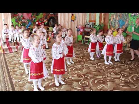 ALUNELU HAI LA JOC. GRĂDINIȚA ALBINUȚA SCULENI. 01.06.2014