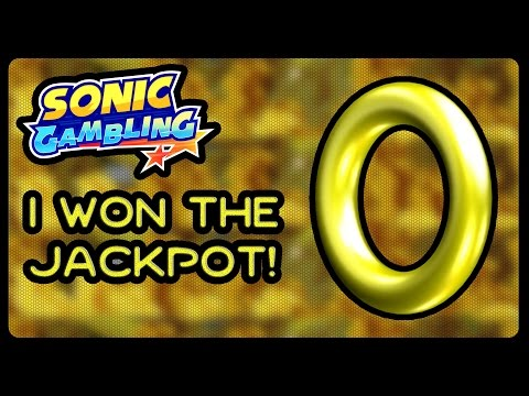 Sonic Runners - I WON THE JACKPOT! (99,999 Rings)