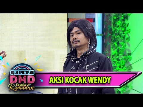 KOCAK Wendy Bisa Berubah Jadi Charlie & Andika Kangen Band - Kilau DMD (165)