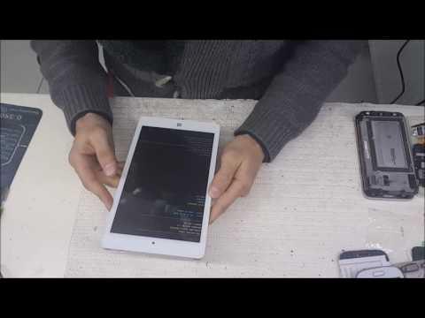 Casper Via T8B Tablet Hard Reset (Format)