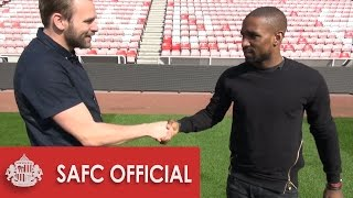 Jermain Defoe discusses derby goal