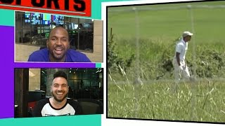 Barack Obama Enjoying Some Golf In Tuscany | TMZ Sports