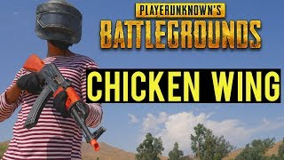 Real Life Player Unknown's Battlegrounds Airsoft | Chicken Wing (VFC SCAR AEG)