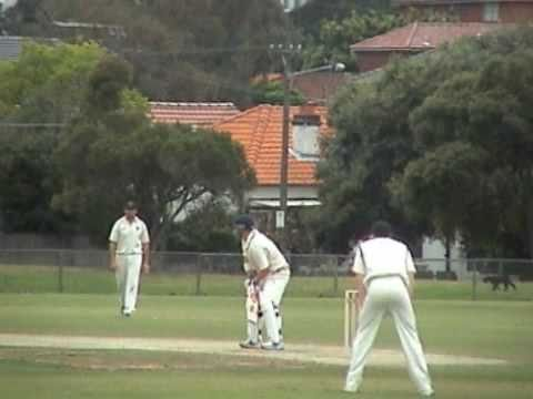 *The making of a test player* David Warner batting for Easts vs Randwick