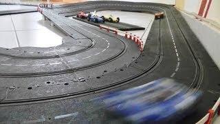 Carrera UNIVERSAL Ferrari 312 vs. Porsche 908 - One Battle - DAS RENNEN