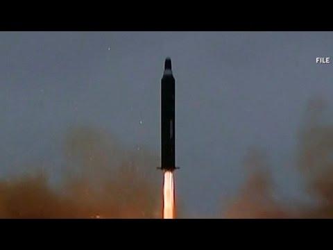 Trump responds to North Korea missile launch