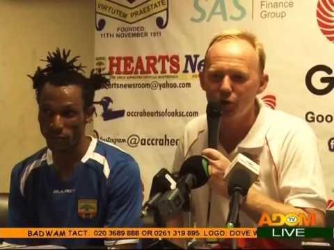 Badwam Sports on Adom TV(20-3-17)