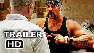 ONCE UPON A TIME IN VENICE Official Trailer + Clip (2017) Jason Momoa VS Bruce Willis Movie HD