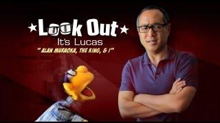 Look Out: Sesame Street's Alan Muraoka