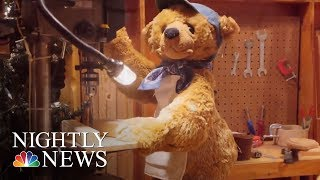 Santa's workshop comes to life in Brooklyn, New York | NBC Nightly News