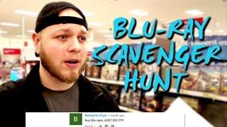 Blu-ray Scavenger Hunt part 1