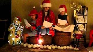 2010 Bailey Kids Christmas skit
