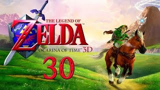 Let's Play The Legend of Zelda Ocarina of Time 3D [Blind/Part 30] - Nächstes Ziel: Feuertempel