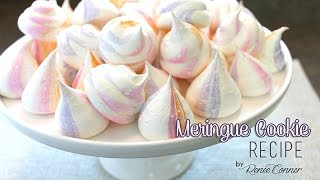 Meringue Cookie Recipe | Renee Conner