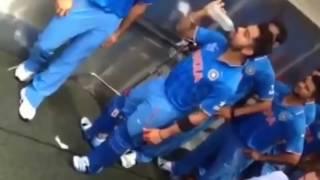 Virat Kohli and Dhoni real life-IPL-2016 video