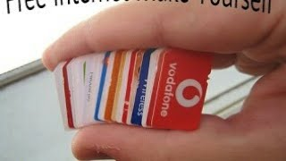 Free internet for lifetime all simcards no data chargers 2017