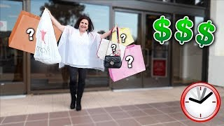 MOTHERS DAY SHOPPING CHALLENGE! BUY ANYTHING YOU WANT...