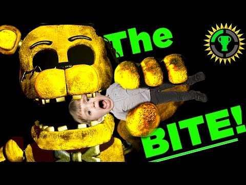 Game Theory FNAF We were WRONG about the Bite Five Nights at Freddy s