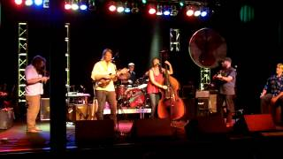 Highway 71 song by 3 Penny Acre & Friends recorded live Fayetteville Roots Fest 2013 version