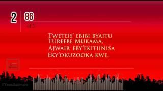 HYMN 86 Iwe nsi we orangye ku Yesu Azookire RUNYANKOLE RUKIGA The day of Resurrection1