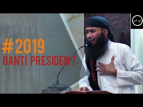 Xxx Mp4 2019 GANTI PRESIDEN Ustadz Syafiq Riza Basalamah 3gp Sex