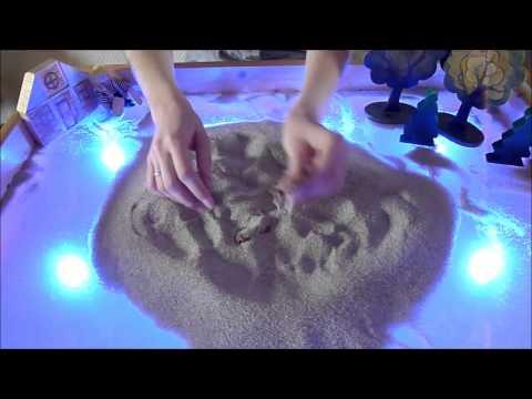 Песочная анимация в домашних условиях
