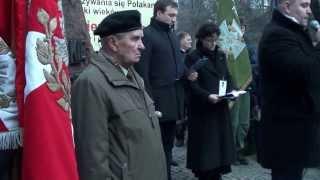 Gdańsk uczcił Pamięć Żołnierzy Wyklętych - Wyklęci przez władzę, Niezłomni dla Narodu!