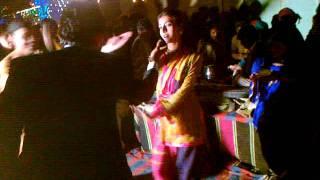 lodhran ahmad dogar wedding mujra 2
