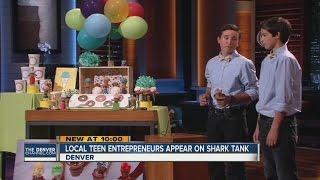 Young Denver entrepreneurs to appear on Shark Tank