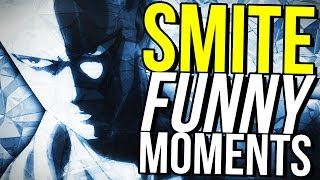 ONE PUNCH MAN RETURNS! - SMITE FUNNY MOMENTS